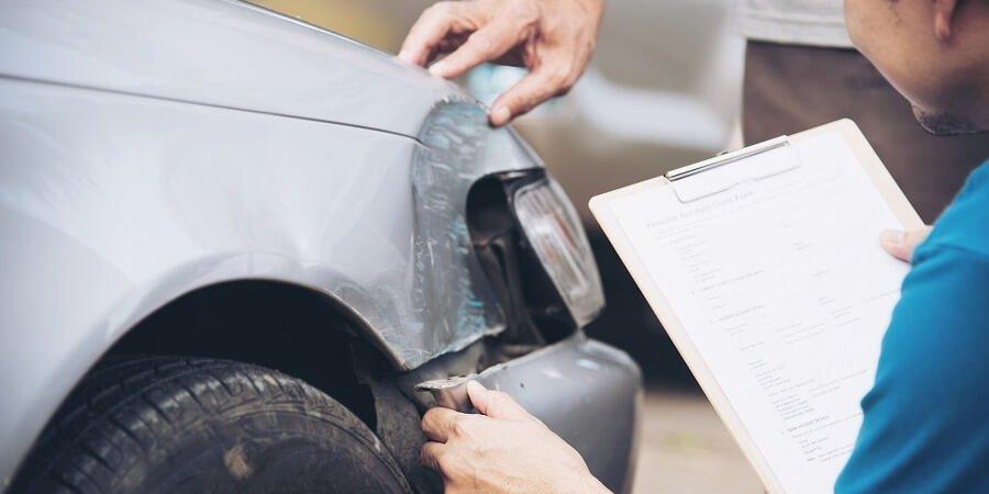 Derecho a indemnización por accidente de tráfico