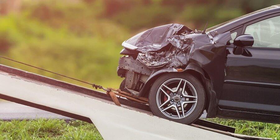 Qué tipo de daños cubre la indemnización por accidente de tráfico